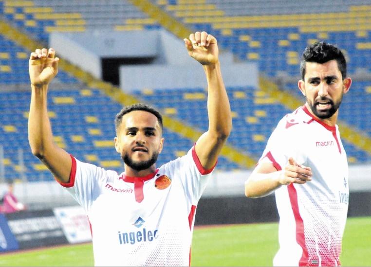 Tighazoui et Saïdi seront de la partie.