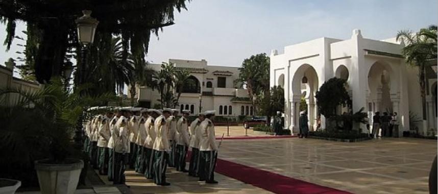 L'Algérie en chute libre ?