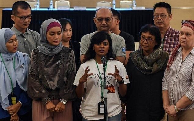 Vol MH370 : Colère de proches de victimes après un rapport jugé décevant
