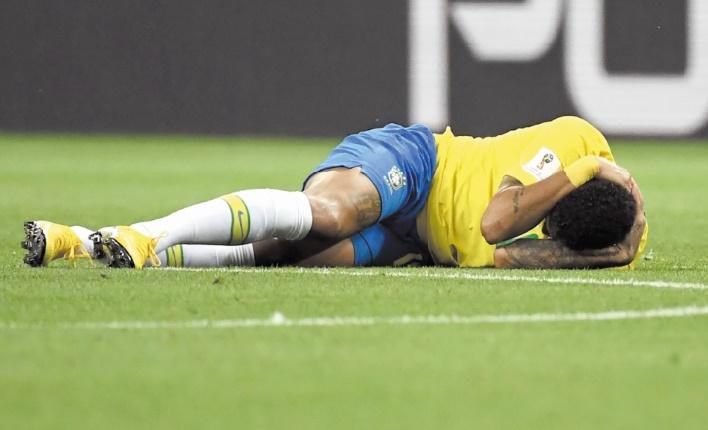 L'aveu de Neymar : Parfois c'est vrai que j'exagère
