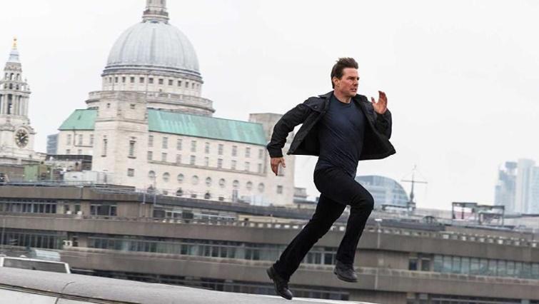 """""""Mission Impossible"""" prend la tête du box-office"""