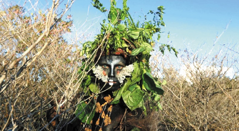 Uyra Sodoma, la drag écolo venue d'Amazonie