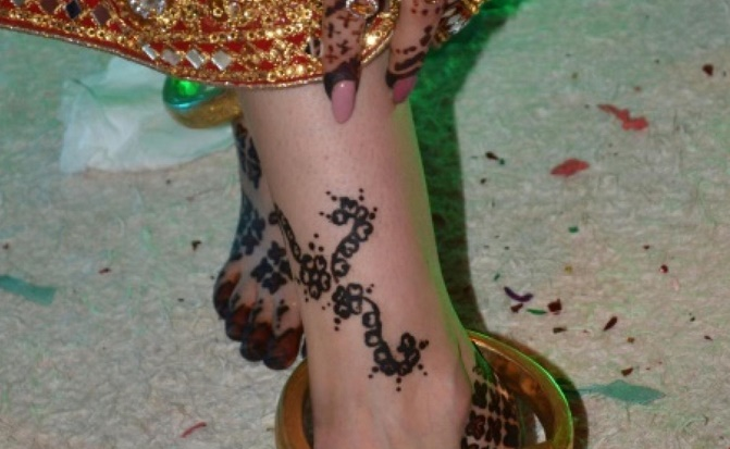 Le henné, or rouge de Gabès, ne fait plus recette