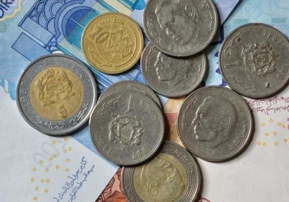 Appréciation de 1,2 % du dirham face au dollar en 2017