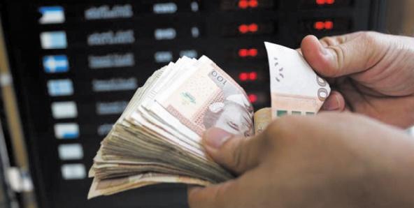 Le dirham s'apprécie par rapport à l'euro et se stabilise vis-à-vis du dollar