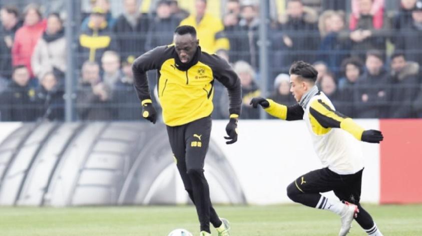 Usain Bolt testé pour une période indéfinie avant un contrat pro en Australie