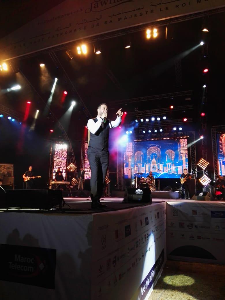 Riad Al Omor  et Statia ouvrent le bal du Festival Jawhara