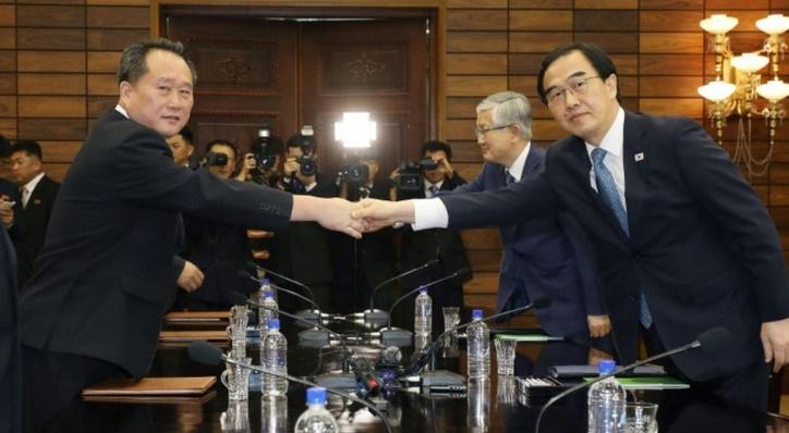 Sommet annoncé en septembre entre les deux Corées