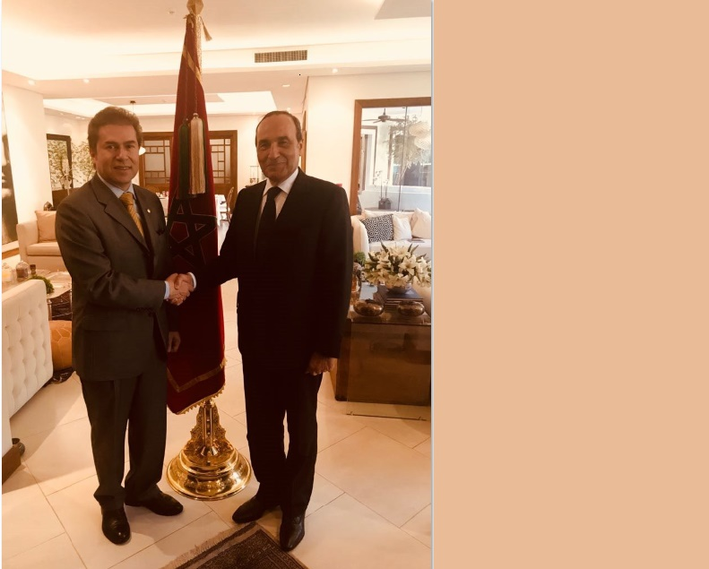 Le nouveau ministre paraguayen des Affaires étrangères réitère son soutien à l'intégrité territoriale du Maroc