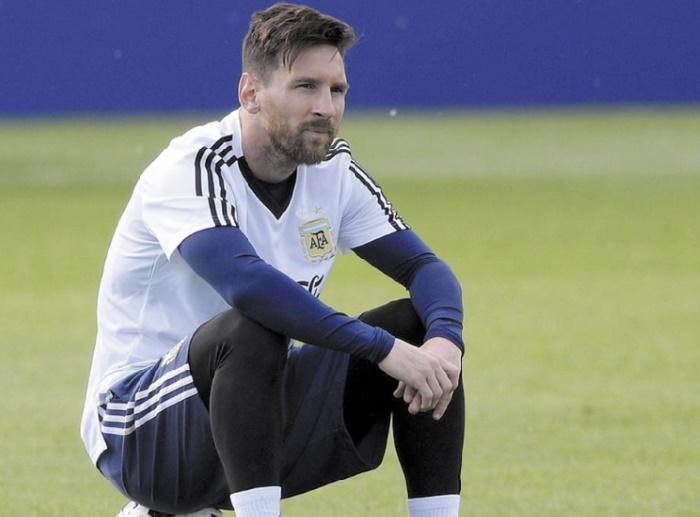 Messi fait un break en sélection jusqu'à fin 2018
