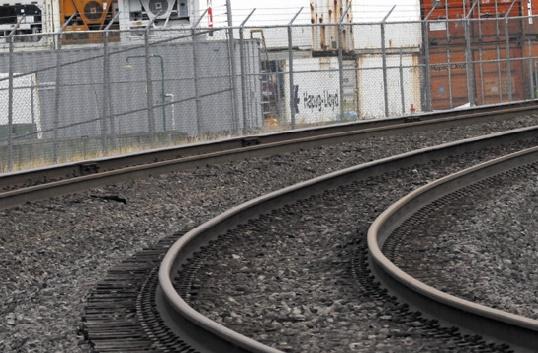 Insolite : Voleur de métal sur les voies ferrées