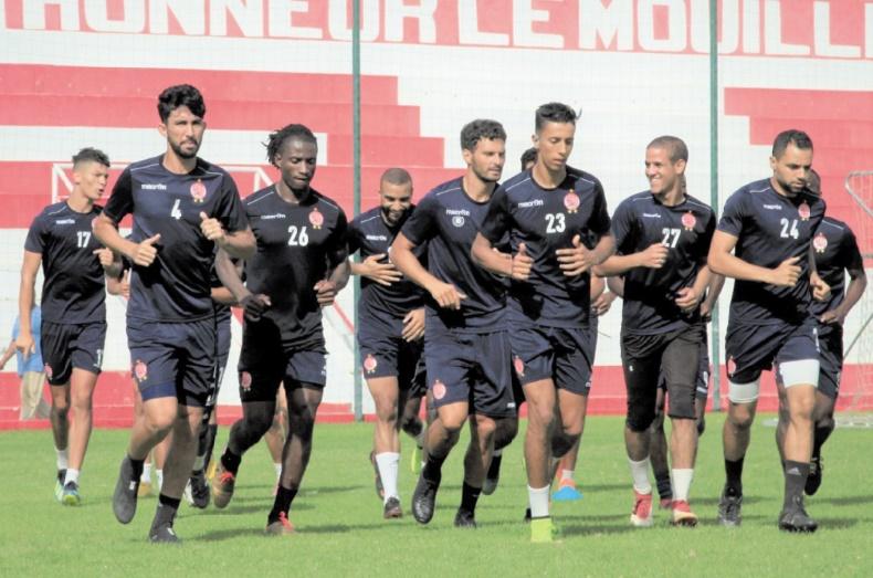 Ligue des champions :  Le WAC vise la qualification à Casablanca bien avant la virée à Lomé