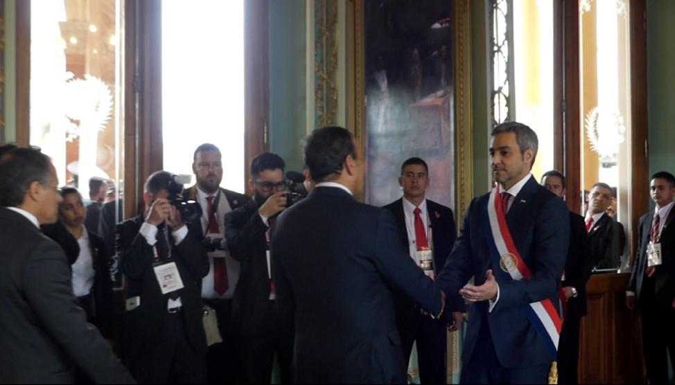 Le nouveau Président du Paraguay exprime son souhait de visiter le Maroc