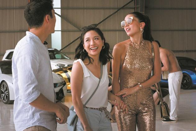 """""""Crazy Rich Asians"""" toujours en tête du box-office"""