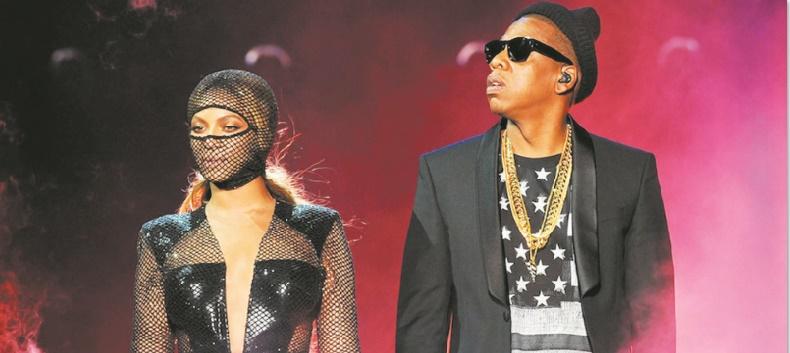 Panique au concert de Beyoncé et Jay-Z
