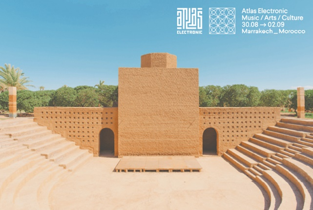 Festival Atlas Electronic Music, Arts & Culture à Marrakech