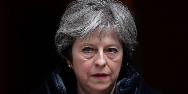 May ne veut faire aucun  compromis sur le Brexit