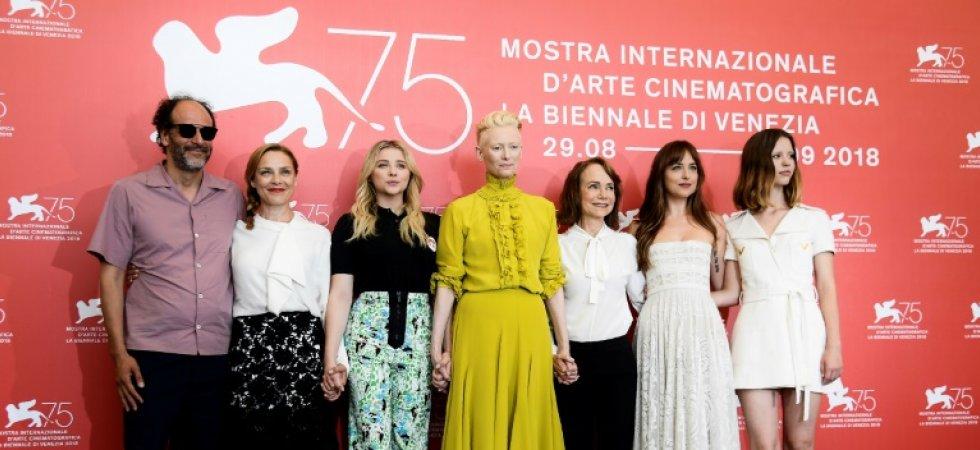 "Avec ""Suspiria"", la Mostra fête les héroïnes sanglantes"