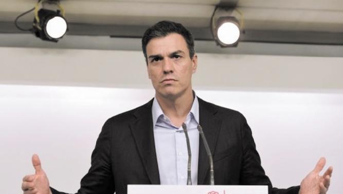Sanchez promet aux Catalans un référendum sur plus d'autonomie
