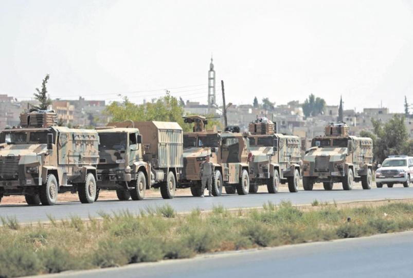 Moscou et Téhéran réaffirment leur soutien à une offensive à Idleb