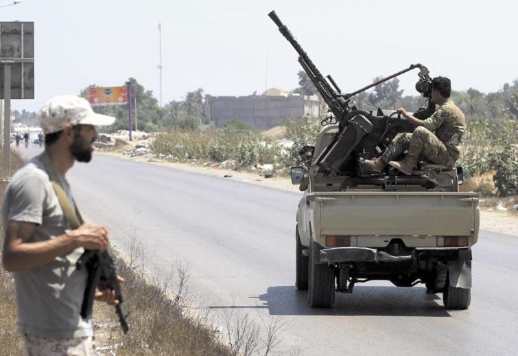 L'ONU annonce un accord de cessez-le-feu près de Tripoli