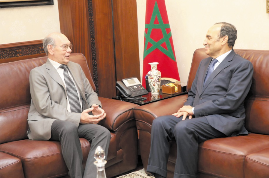 Habib El Malki reçoit le nouvel ambassadeur de Russie à Rabat