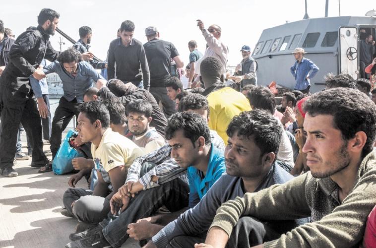 MSF demande l'évacuation de milliers de migrants de Tripoli