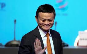 Jack Ma, fondateur d'Alibaba, un prof d'anglais devenu milliardaire