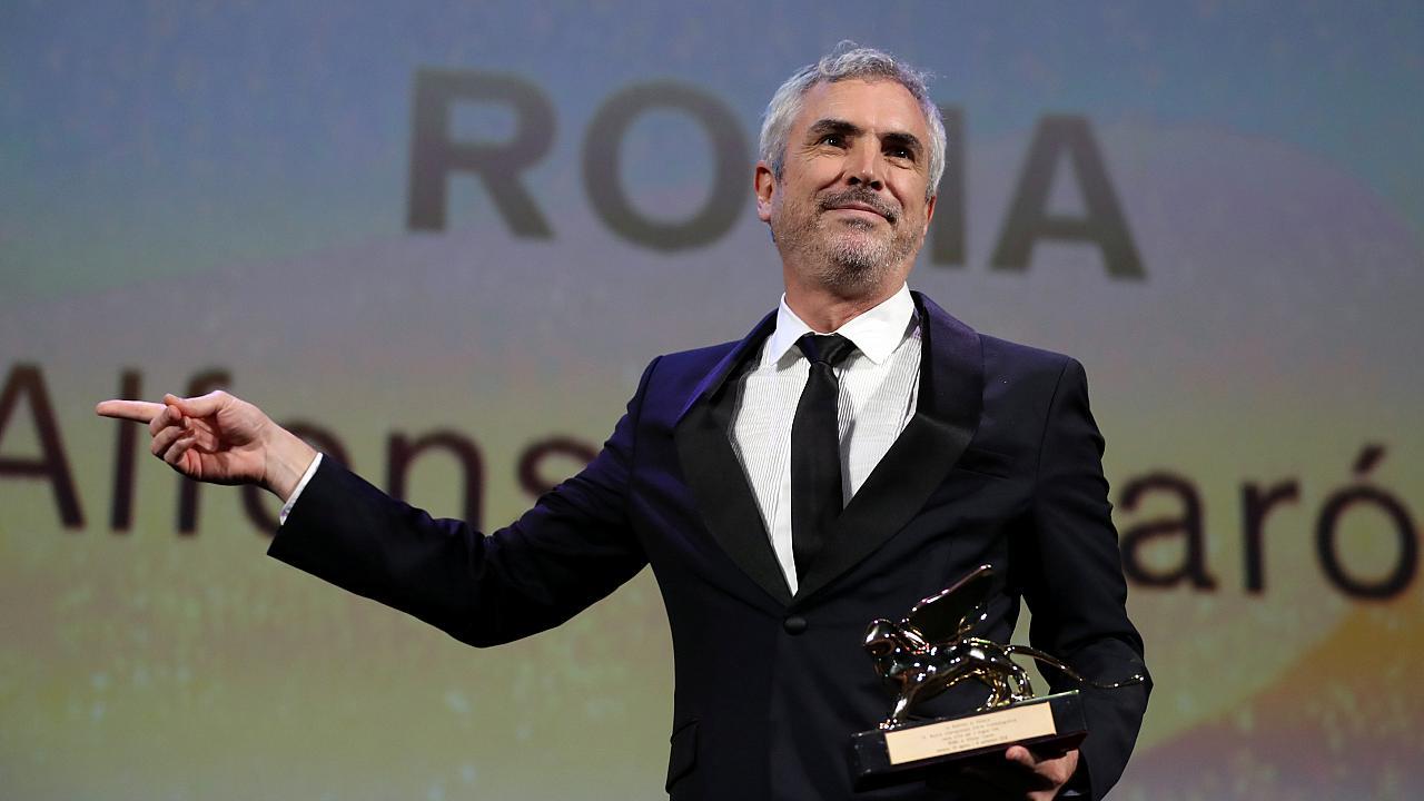 """""""Roma"""" d'Alfonso Cuaron remporte le Lion d'Or"""