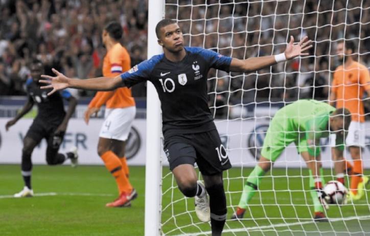 Ligue des nations : Les Pays-Bas écartés, les Bleus peuvent célébrer