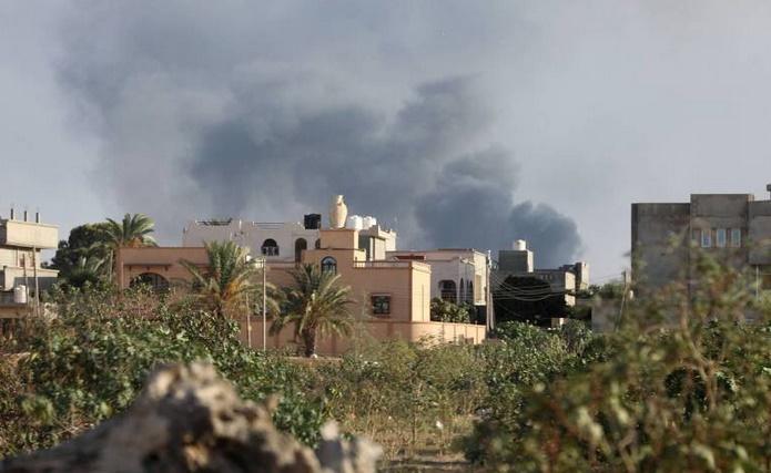 Des groupes armés d'accord pour un cessez-le-feu à Tripoli