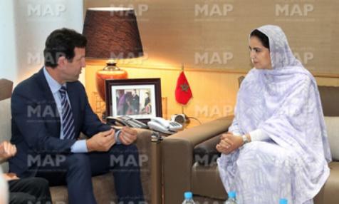 Examen à Rabat des moyens de renforcer la coopération maroco-américaine