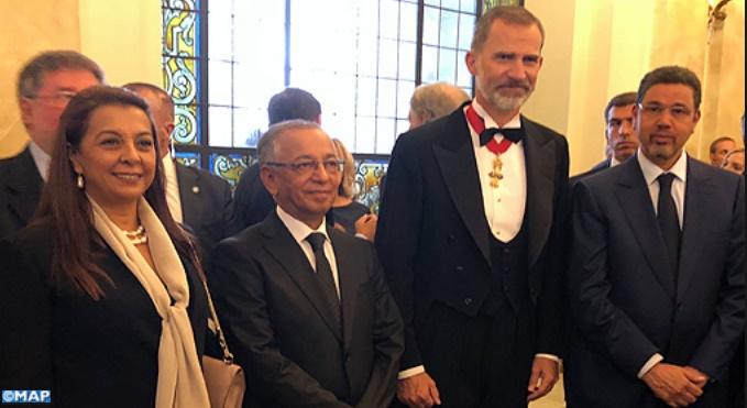 Des magistrats marocains en Espagne