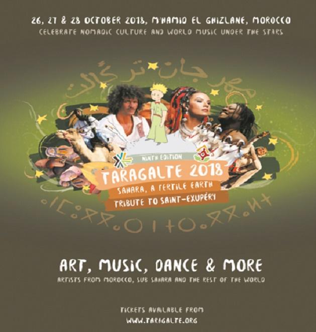 Taragalte rend un vibrant hommage à Saint-Exupéry