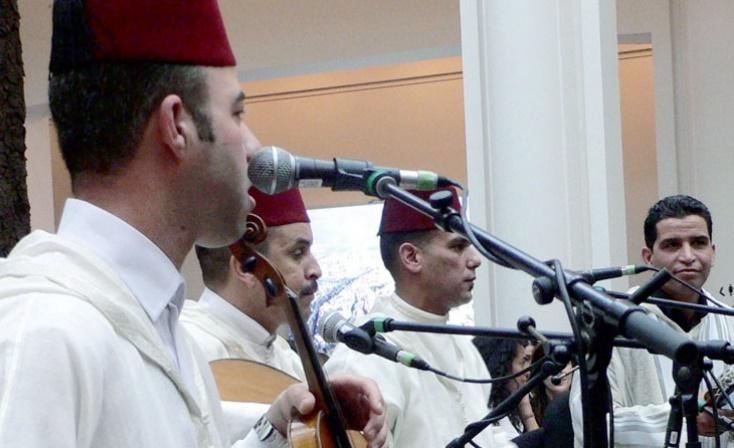 Lever de rideau à Marrakech sur la 5ème édition du Festival du Melhoun et de la musique nationale