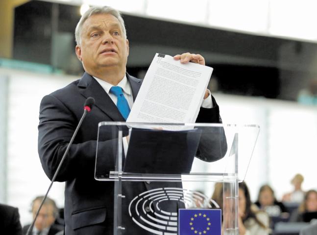 Le Parlement européen lance une procédure contre la Hongrie