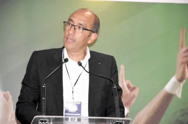 Jawad Ziyet, nouveau patron des Verts