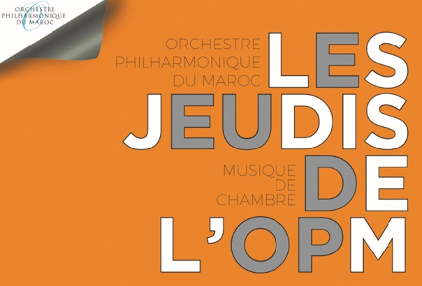 Jeudis de l'OPM : Des concerts de musique de chambre à Casablanca, Rabat et Marrakech