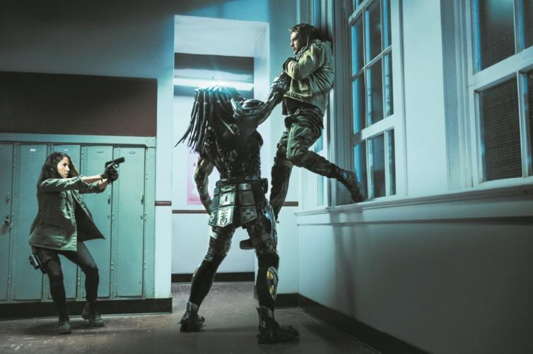 """The Predator"" prend la tête du box-office"