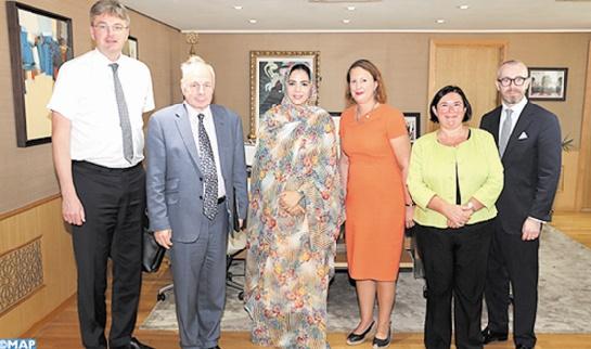 Entretiens maroco-britanniques sur les relations post-Brexit
