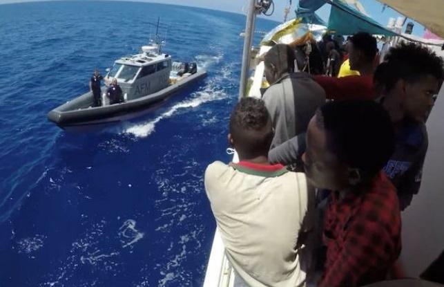 Le navire humanitaire Aquarius accostera à Malte