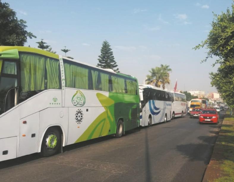 Les autocars débraient : Les mesures de Boulif n'ont pas l'heur de plaire aux professionnels du transport des voyageurs