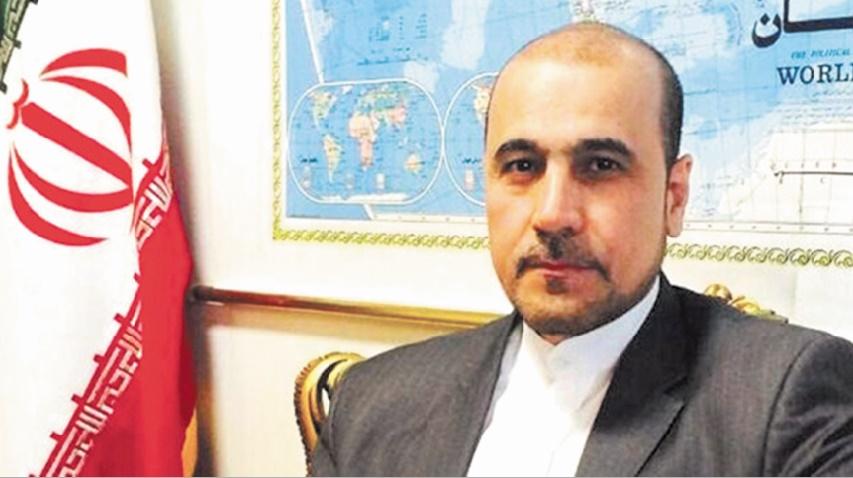 Amir Moussaoui, agent secret iranien dans la peau d'un diplomate