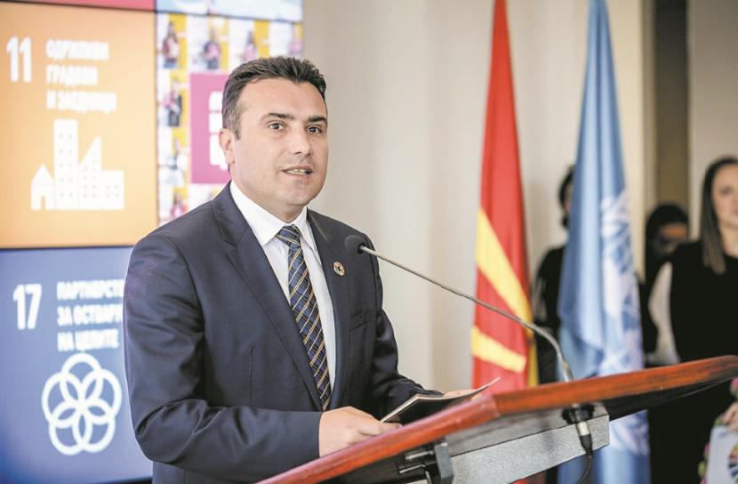 Zaev, un optimiste dans les Balkans