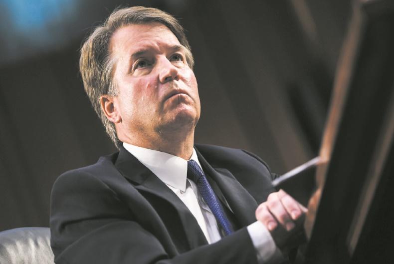 Brett Kavanaugh, le juge de Trump au bord de l'abîme