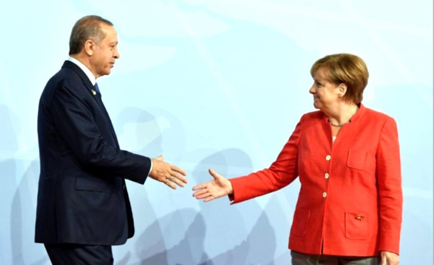 Visite controversée d'Erdogan en Allemagne pour tenter une réconciliation