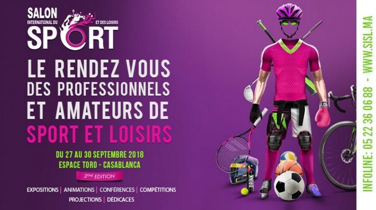 Le Salon international du sport et des loisirs ouvre ses portes à Casablanca