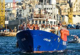 A Malte, d'autres navires d'ONG bloqués comme l'Aquarius