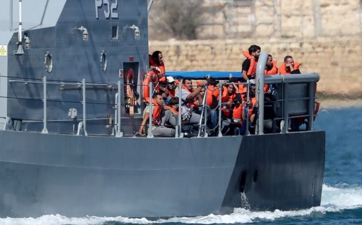 Les migrants de l'Aquarius ont débarqué à Malte