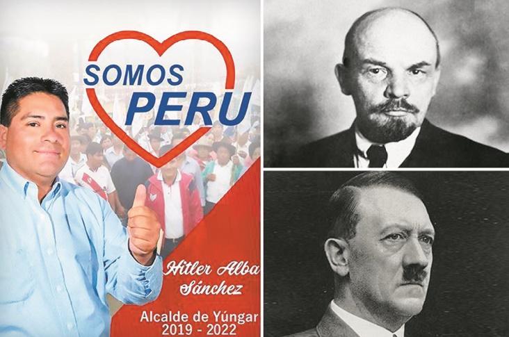 Insolite : Voter Hitler ou Lennin